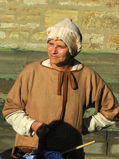 Bischofsköchin Martha